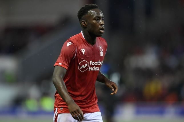 Arvin Appiah joined Spanish side Almeria