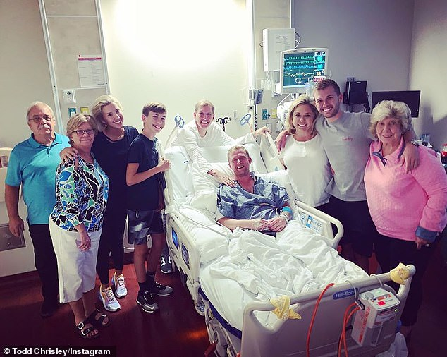 Suicide attempt: The Chrisley family drama continues to unfold as eldest son Kyle opens up about a recent suicide attempt