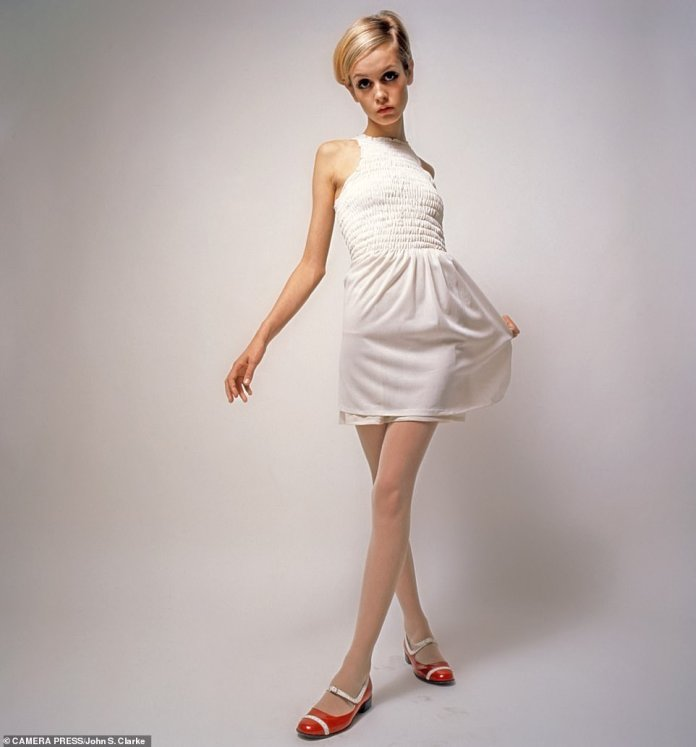 Within weeks of being named the Face of 66 by the Daily Express, Twiggy appeared in Vogue and soon became the icon of a decade