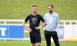 Southgate will talk to James Maddison about his casino visit after England's return from Bulgaria.
