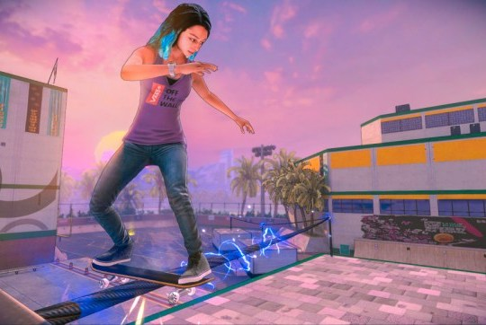 Tony Hawk's Pro Skater 5 screenshot (pic: Activision)