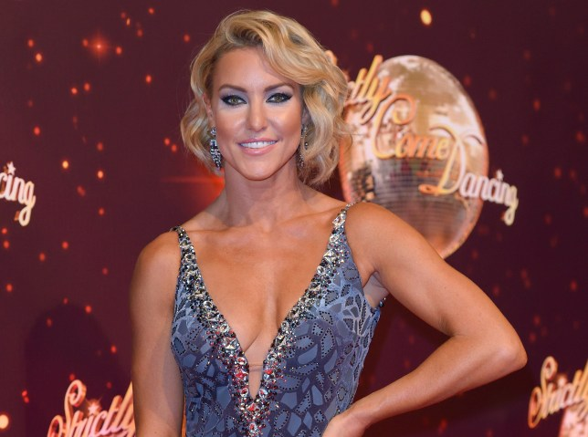 Strictly Come Dancing Natalie Lowe