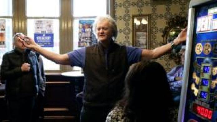 Wetherspoon's founder Tim Martin
