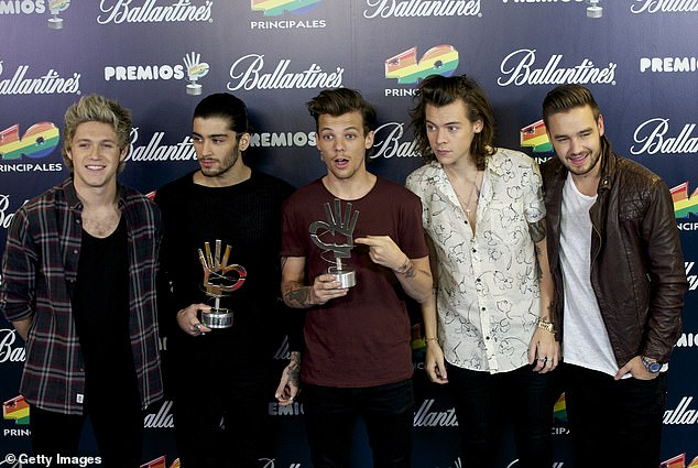 1D: Liam confirmed despite having their differences, the band will reunite when the time is right (pictured Niall Horan, Zayn Malik, Louis Tomlinson, Harry Styles and Liam in 2014)