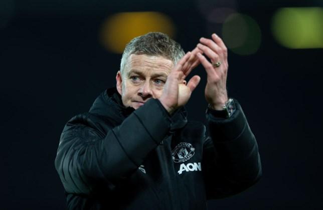 Man Utd manager Ole Gunnar Solskjaer