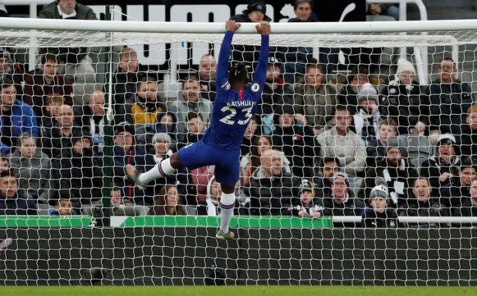 © Reuters. Premier League - Newcastle United v Chelsea