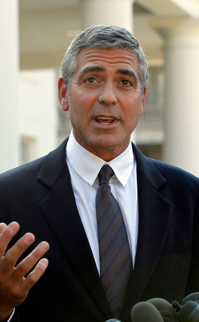 George Clooney, White House