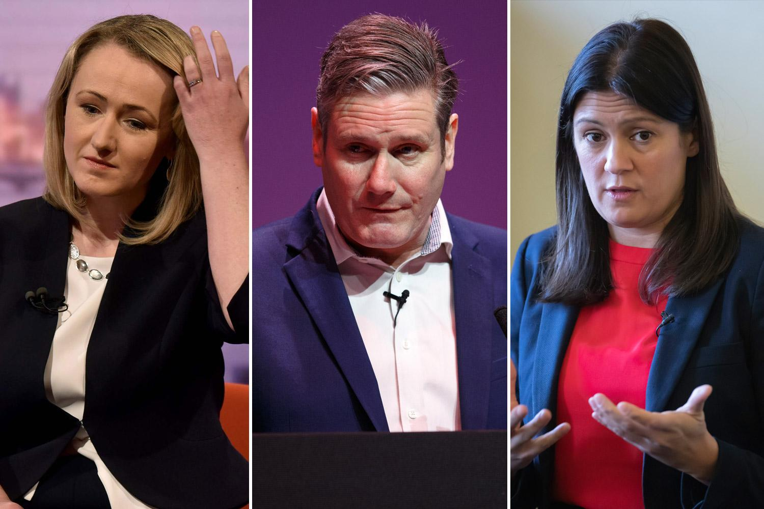 Labour leadership debate LIVE: MPs vying to replace Jeremy Corbyn ...