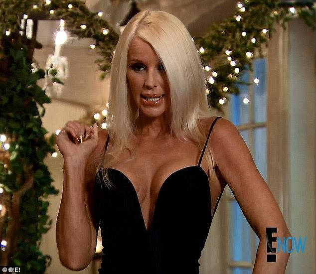 Getting help:On the E! reality series Botched, Heather asked Los Angeles-based surgeons Paul Nassif and Terry Dubrow to reconstruct her shriveled breasts, which she referred to as 'zombie boobs'