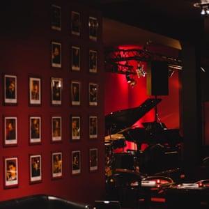 The Music Village venue, Brussels