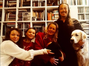 Greta's Christmas 2019 Instagram post: 'Happy holidays from me and my family!'