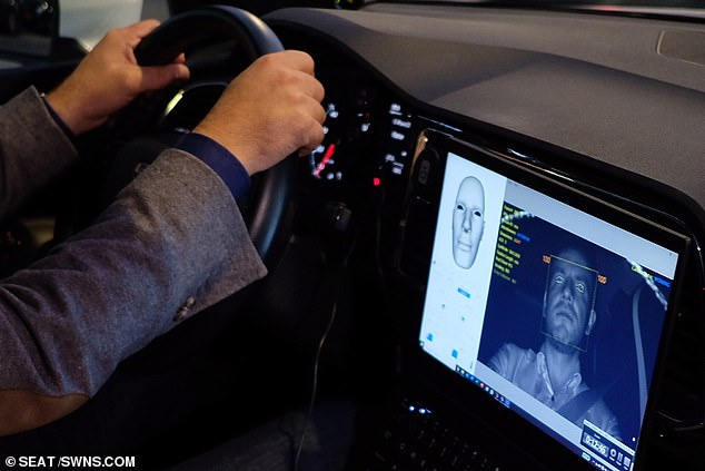Eyesight Technologies uses cameras and sensors and combines this with artificial intelligence to spot early warning signs the driver may be falling asleep