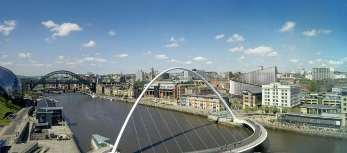 Visual of No 1 Quayside by BIG in Newcastle, UK