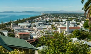 Napier in New Zealand's Hawke's Bay