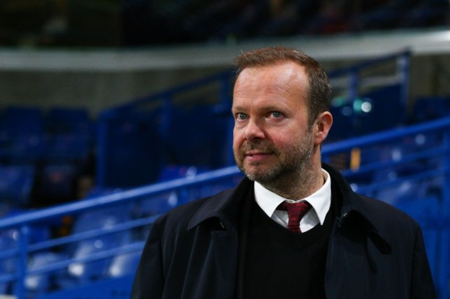 Ed Woodward attended a meeting with other Premier League chiefs this week