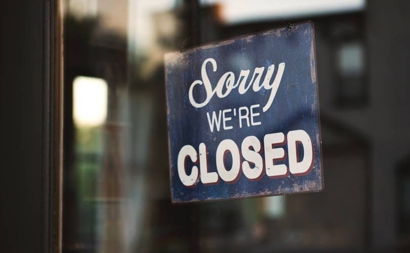 Lockdown 2: Non-essential stores in England to close for a month