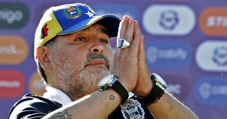 Argentina legend Diego Maradona admitted to hospital days after 60th birthday