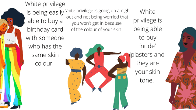 white privilege comp