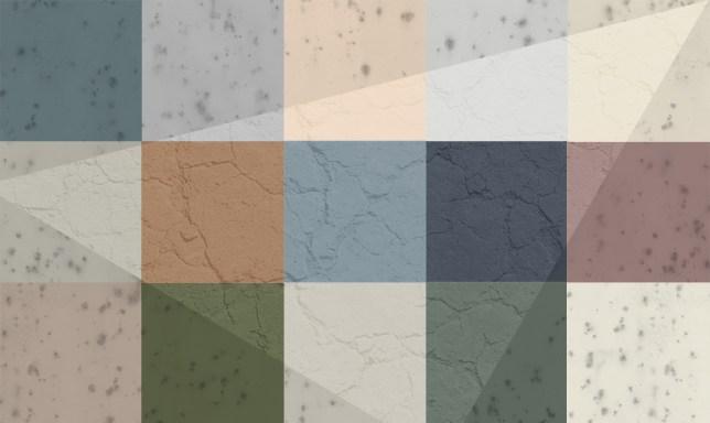 Instagram's most popular paint colours
