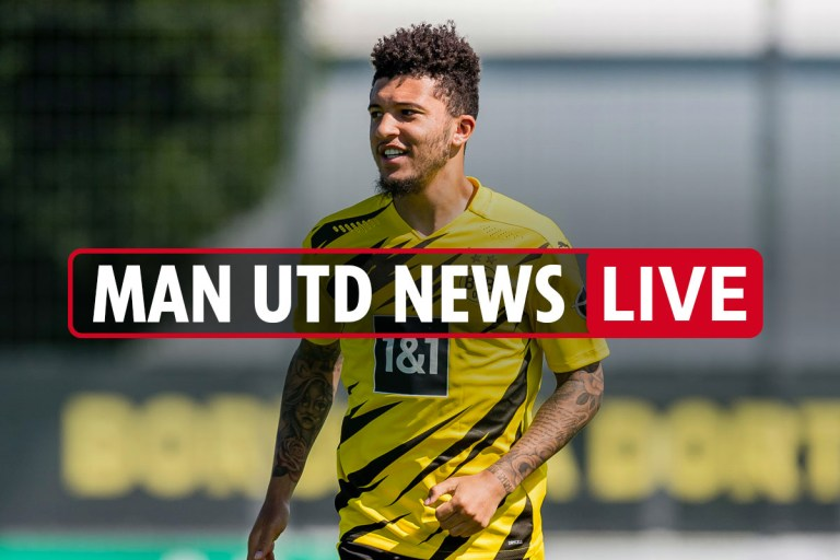 11pm Man Utd transfer news LIVE: Dortmund set 'to agree £60m Sancho fee', Raul Jimenez LATEST, Gabriel £27m talks