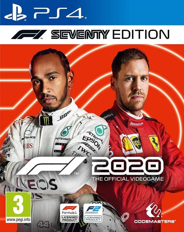 F1 2020 box
