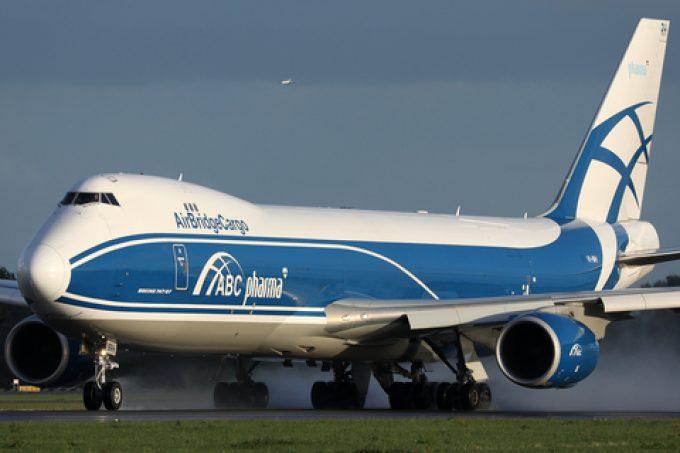 AirBridgeCargo Asia Pacific market