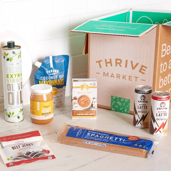 Thrive Market Really Does Make Healthy Living Easy