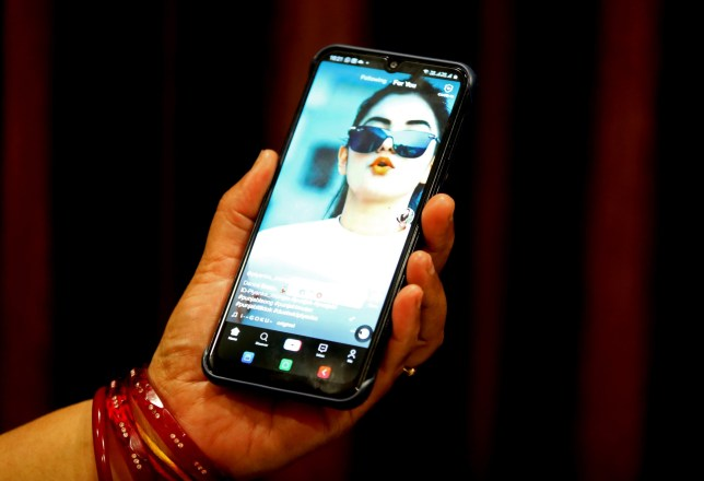 TikTok has created a fund with which to pay its top creators for their content (Credits: EPA)