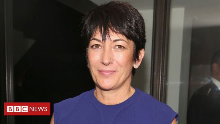 Ghislaine Maxwell-Jeffrey Epstein emails revealed in new court papers