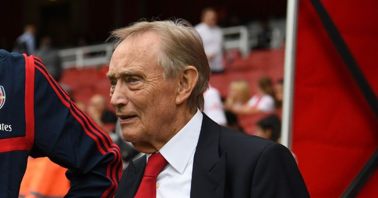 """""""Mr Arsenal"""" to celebrate 70th anniversary at club with Wembley return"""