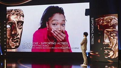 Bafta TV Awards: The best moments