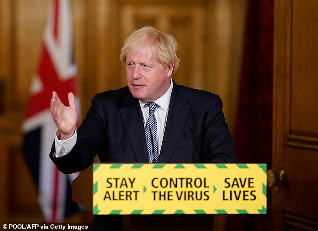 Boris Johnson has stirred up fury over his latest coronavirus restrictions which stop people going from a bowling alley but not the most clinically vulnerable returning to work
