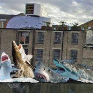 SHARKS! by Jaimie Shorten wins Antepavilion 2020 competition