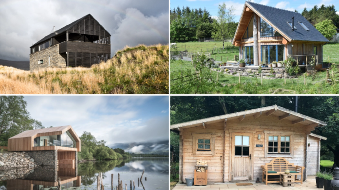 best cabins for a socially distanced uk holiday