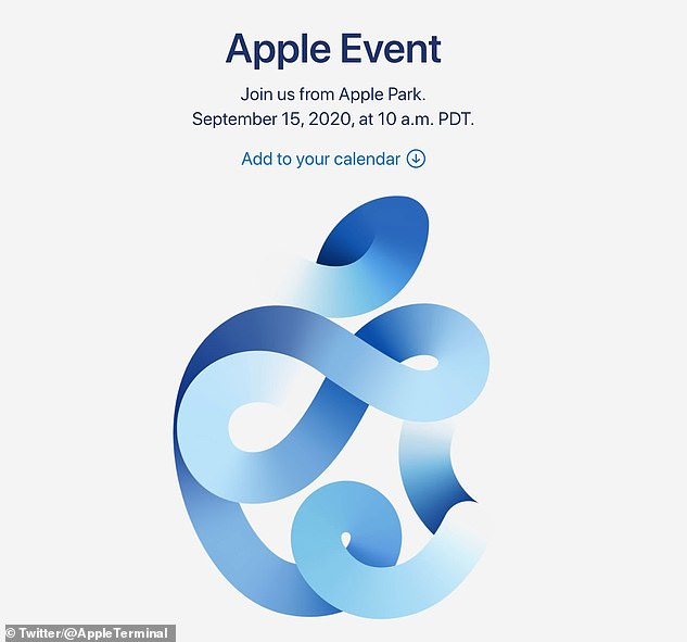 Apple has announced a major launch event for next Tuesday where the firm could unveil the iPhone 12.The tech giant's website shared a new post in its upcoming event section that reads, 'Join us from Apple Park. September 15, 2020, at 10am PDT'
