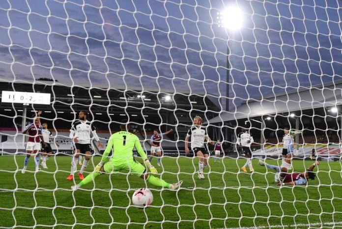 © Reuters. Premier League - Fulham v Aston Villa