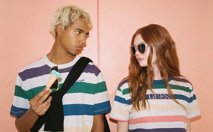 Introducing the GUESS Originals Fall 2020 collection : A modern take on vintage Guess