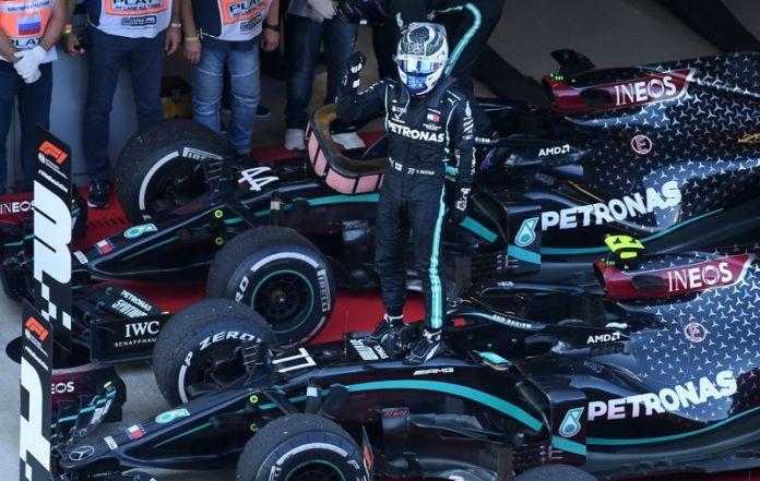 © Reuters. Russian Grand Prix