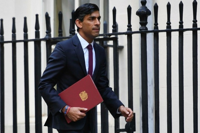 Rishi Sunak, chancellor, is increasingly seen by some Conservative MPs as Boris Johnson's heir apparent