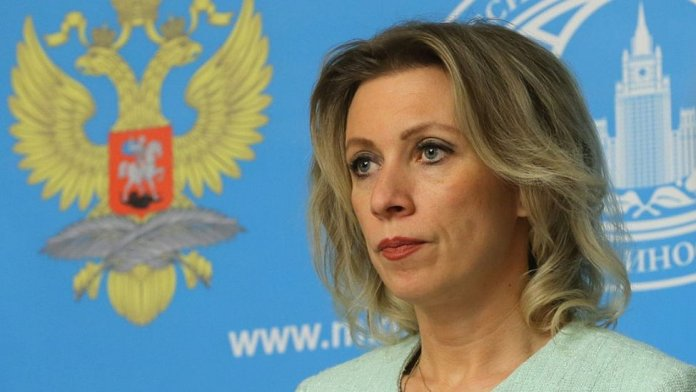 Russian Foreign Ministry spokeswoman Maria Zakharova, file pic, 4 Feb 16