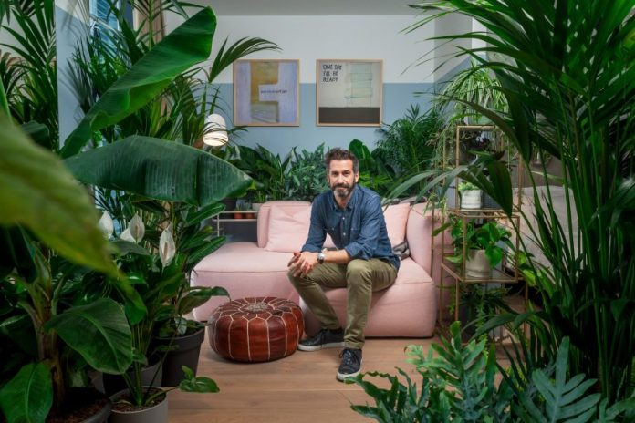 Biophilic design expert Oliver Heath