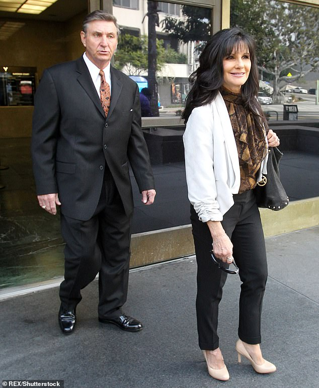 Family feud: Britney's mom Lynne Spears wants her to have a care plan established that would transition away from her conservatorship, but Jamie thinks Britney needs long-term monitoring; shown in 2012
