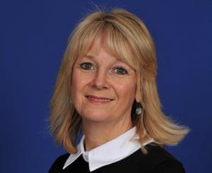 Ruth Davies, president of the National Association of Headteachers