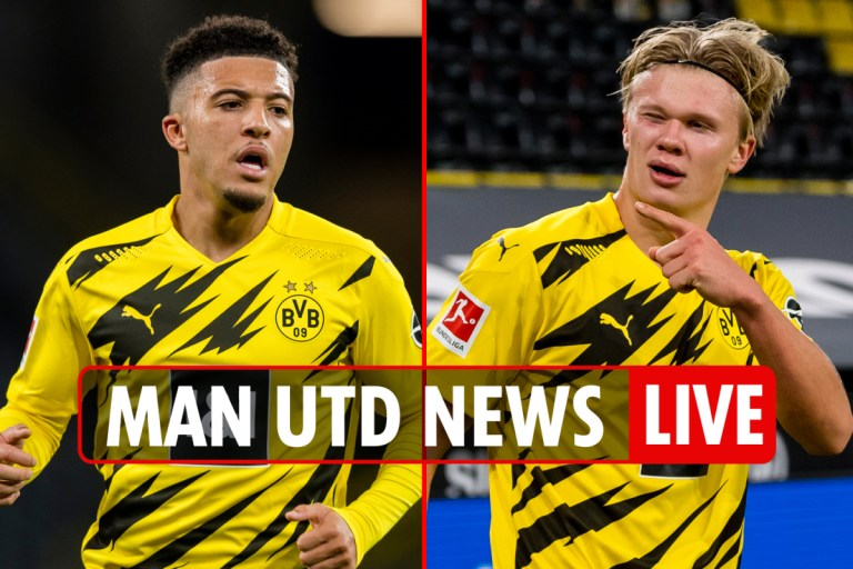 11pm Man Utd news LIVE: Haaland top transfer target, Sancho still wanted, Adama Traore LATEST