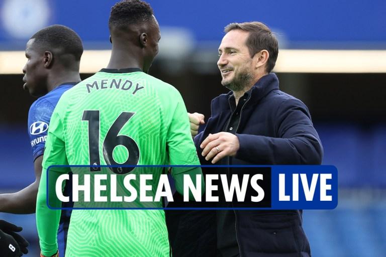 5pm Chelsea news LIVE: Declan Rice £120,000-a-week bid, Dybala 'offer', Mendy's incredible stats, Krasnodar latest