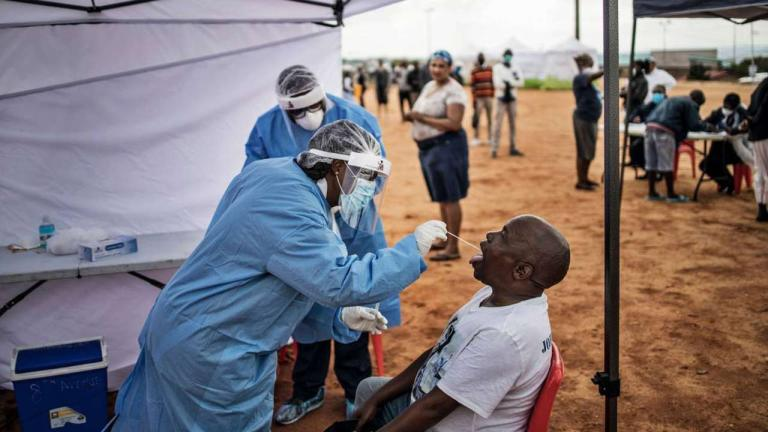 Africa CDC warns of second wave of COVID-19 infections in Africa