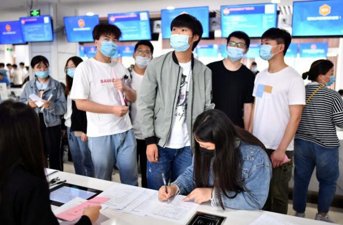 Chinese graduates are not benefiting from the post-Covid recovery