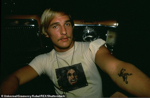 Alright alright alright: The cast of the classic Dazed And Confused, including Matthew McConaughey, are reuniting for a live script reading of the 1993 Texas coming-of-age film as part of fundraiser for Dallas-based nonprofit March For Science and the Texas efforts of Voto Latino Foundation