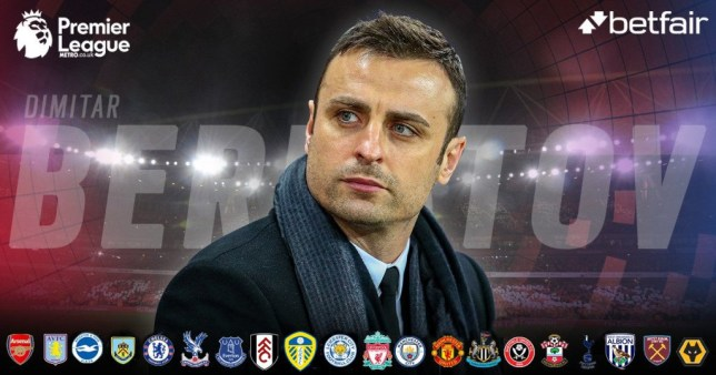 Dimitar Berbatov previews the weekend action including Man Utd's clash against Spurs