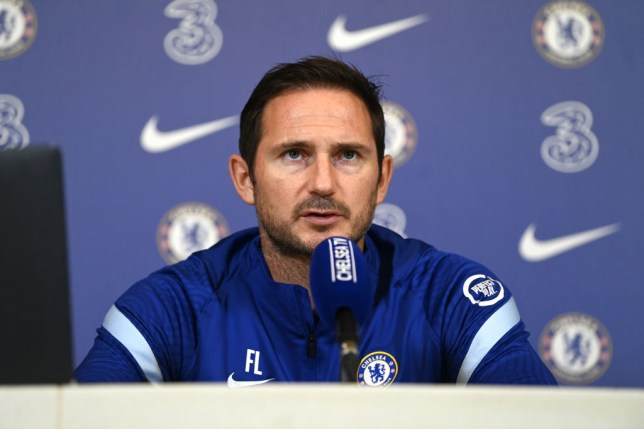 Lampard has hit back at his former manager